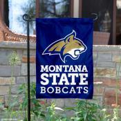 Montana State Bobcats Garden Flag