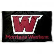Montana Western Bulldogs 3x5 Flag