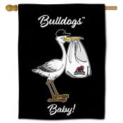 Montana Western Bulldogs New Baby Flag