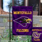 Montevallo Falcons Dual Logo Garden Flag