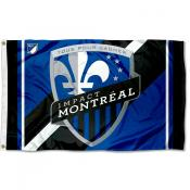 Montreal Impact Outdoor Flag