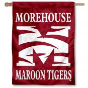 Morehouse Maroon Tigers Banner Flag