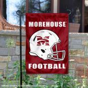 Morehouse Maroon Tigers Helmet Yard Garden Flag