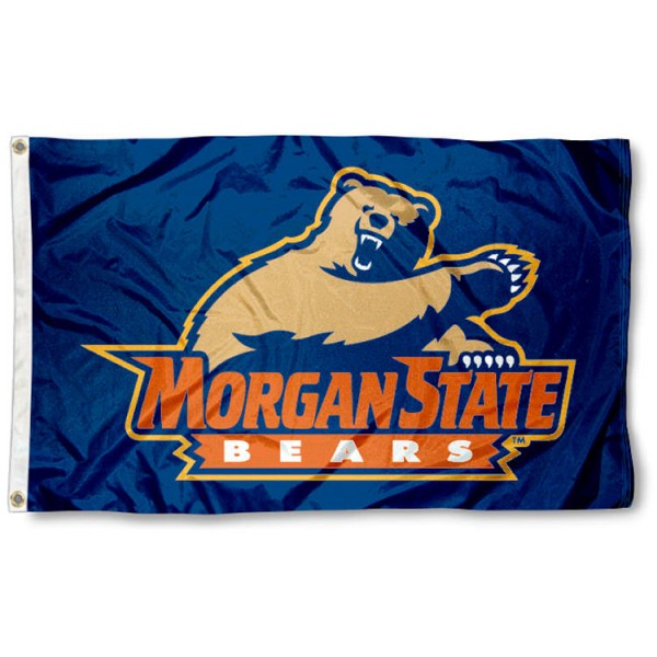 Morgan State Bears Flag
