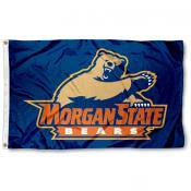 Morgan State Bears Flag