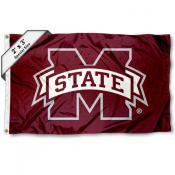 MSU Bulldogs Small 2'x3' Flag