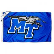 MTSU Blue Raiders 6'x10' Flag