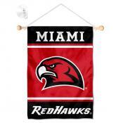 MU Redhawks Window and Wall Banner