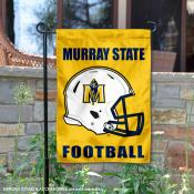 Murray State Racers Helmet Yard Garden Flag