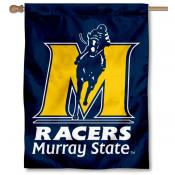Murray State Racers House Flag