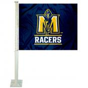 Murray State Racers Logo Car Flag