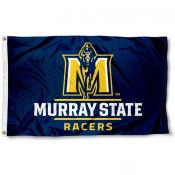 Murray State Racers New Logo Flag