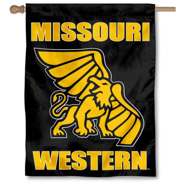 MWSU Griffons House Flag is a vertical house flag which measures 30x40 inches, is made of 2 ply 100% polyester, offers dye sublimated NCAA team insignias, and has a top pole sleeve to hang vertically. Our MWSU Griffons House Flag is officially licensed by the selected university and the NCAA
