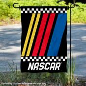 NASCAR Logo Double Sided Garden Flag