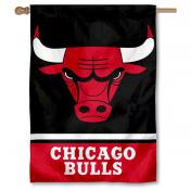 NBA Chicago Bulls Two Sided House Banner