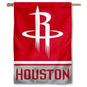 NBA Houston Rockets Two Sided House Banner