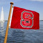 NC State Wolfpack  Nautical Flag