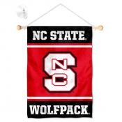 NC State Wolfpack Window and Wall Banner