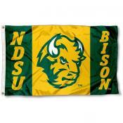 NDSU Bison Logo Flag