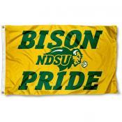 NDSU Bison Pride Flag