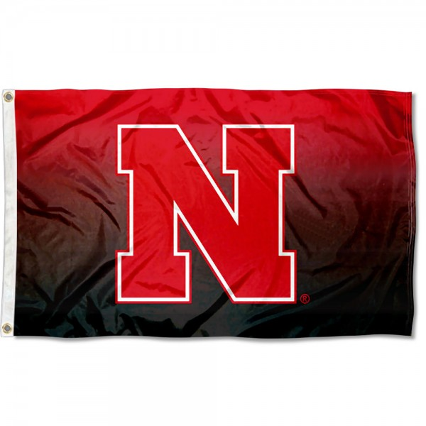 Nebraska Cornhuskers Gradient Ombre Flag measures 3x5 feet, is made of 100% polyester, offers quadruple stitched flyends, has two metal grommets, and offers screen printed NCAA team logos and insignias. Our Nebraska Cornhuskers Gradient Ombre Flag is officially licensed by the selected university and NCAA.