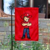 Nebraska Huskers Herbie Garden Flag