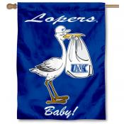 Nebraska Kearney Lopers New Baby Flag