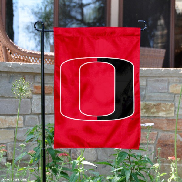 Nebraska Omaha Mavericks Red Garden Flag is 13x18 inches in size, is made of 2-layer polyester with liner, screen printed athletic logos and lettering. Available with Same Day Overnight Express Shipping, Our Nebraska Omaha Mavericks Red Garden Flag is officially licensed and approved by the university, college and the NCAA.