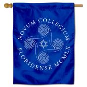 New College of Florida Logo Double Sided House Flag