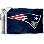 New England Patriots 2x3 Feet Flag