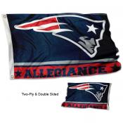 New England Patriots Allegiance Flag