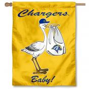 New Haven Chargers New Baby Flag