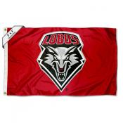 New Mexico Lobos Small 2'x3' Flag