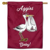 New Mexico State Aggies New Baby Flag