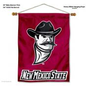New Mexico State Aggies Wall Banner