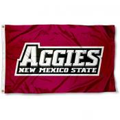 New Mexico State University Polyester Flag