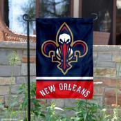 New Orleans Pelicans Garden Flag