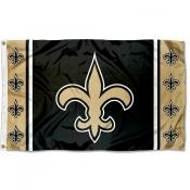 New Orleans Saints Fleur Flag