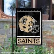 New Orleans Saints Football Garden Banner Flag