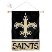 New Orleans Saints Window and Wall Banner