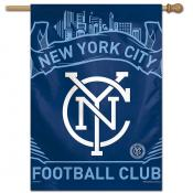 New York City Football Club House Flag