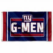 New York Giants G-Men Flag