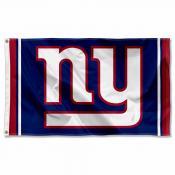 New York Giants Logo Flag