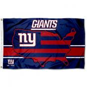 New York Giants USA Country Flag