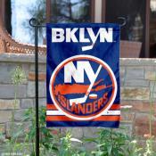 New York Islanders Garden Flag
