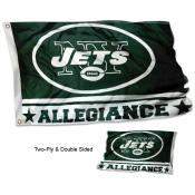 New York Jets Allegiance Flag