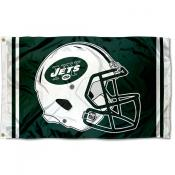 New York Jets New Helmet Flag