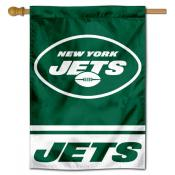 New York Jets New Logo Double Sided House Banner