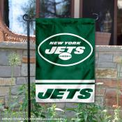 New York Jets New Logo Garden Banner Flag