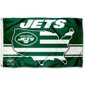 New York Jets USA Country Flag